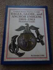 The United States Marine Corps EAGLE, GLOBE, and ANCHOR EMBLEM