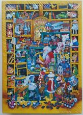 Springbok Toys And Tots Christmas Jigsaw Puzzle 60 Pieces NEW!