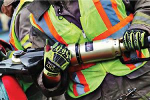 Hexarmor 4014 Waterproof Extrication Glove EXT Rescue