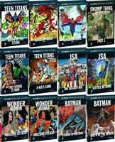 NEW DC Comics Graphic Novel Collection Eaglemoss Hardback Batman Wonder Woman