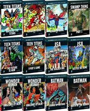 NEW DC Comics Graphic Novel Collection Eaglemoss Hardback Batman Wonder Woman