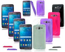 Fundas y carcasas Para Samsung Galaxy Grand Prime de silicona/goma para teléfonos móviles y PDAs