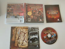 Overlord: Raising Hell Playstation 3 PS3 FR