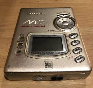 Aiwa AM-F70 Minidisc Player - Cost £300 New!!