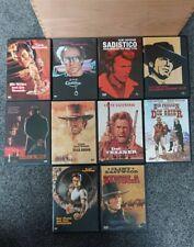Clint Eastwood Sammlung | 10 DVDs | Klassiker Kult Western Thriller | FSK 18