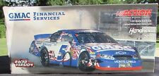 Action 2003 Chevy Monte Carlo #5 Brian Vickers 1:24 Diecast Autograph Race Used