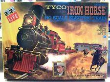 TYCO MANTUA IRON HORSE SET VIRTUALLY NOS MINT HIGH GRADE SCARCE OLD STORE STOCK