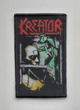 KREATOR - Renewal [black] - Woven Patch / Sodom Destruction Sadus Warbringer