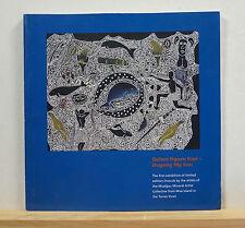 Gelam Nguzu Kazi - Dugong My Son 2000 Australian Aboriginal Art Artists Mua Isle