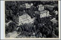 BAD STEBEN Frankenwald Bayern 1935 Luftbild Fliegeraufnahme vom Flugzeug aus