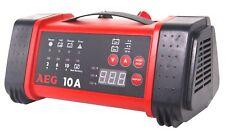 Cargador de batería de coche 12 V 24 V carga lenta - 10 amperios Plana Baterías van camión 4x4