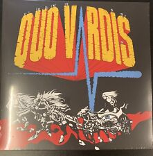 VARDIS. QUO VARDIS. MINT SEALED VINYL