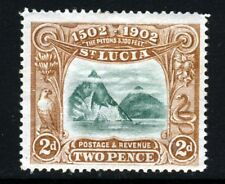 ST LUCIA 1902 400th. Anniversary of Discovery by Columbus SG 63 MINT