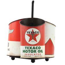 Texaco Oil Can Caddy Multi Health Personal Care