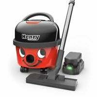 Henry Cordless HVB160 1 Battery Cylinder Vacuum Direct from Manufacturer