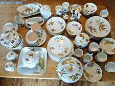 Vintage Royal Worcester Evesham Gold Porcelain Choice Of Items