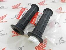 Honda st 1100 Grip assy throttle set rubber Grip left right handle Genuine New