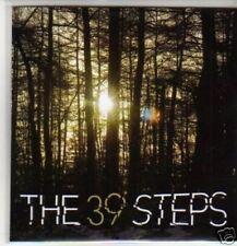 (989U) The 39 Steps, A Sampler - DJ CD