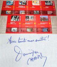 7 numéros de TOUT SAVOIR SUR (LES TRACES DE) TINTIN signés par Dominique Maricq!