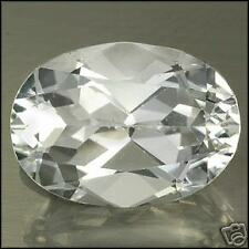 2,20 ct  Clear WhiteTopaze - Oval Shape - VVS - Brazil