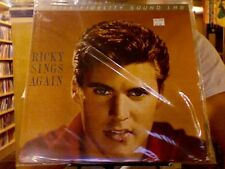 Ricky Nelson Ricky Sings Again LP sealed vinyl MOFI MFSL No. 000902