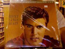 Ricky Nelson Ricky Sings Again LP sealed vinyl MOFI MFSL No. 000902