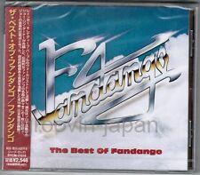 Sealed FANDANGO Joe Lynn Turner Best Of Fandango JAPAN CD BVCM-31016 Rainbow