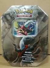 Pokémon TCG Darkrai Tin 2009 New Sealed TCG CCG