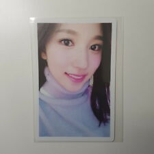 TWICECOASTER : LANE 2 Album Knock Knock MINA MI-NA Twice Photocard Yellow ver