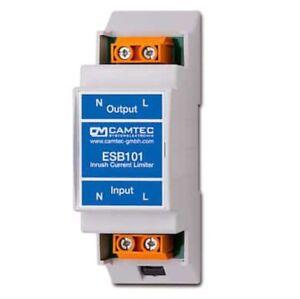 ESB Einschaltstrombegrenzer ESB101 CAMTEC 16 ⅓ - 440Hz