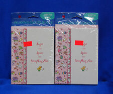 20 Girl Birth Announcements 20 Announcements with Envelopes Sugar and Spice