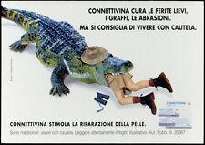 cartolina pubblicitaria PROMOCARD n.3097 CONNETTIVINA FIDIA FARMACEUTICI
