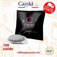 100 Cialde Cremeo Filtrocarta 44mm ESE Miscela Magia + Omaggio 🎁