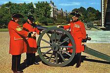 Postcard  London  Chelsea Pensioners  unposted J  Arthur Dixon