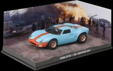 JAMES BOND 007 - FORD GT40 CAR - DIE ANOTHER DAY - DIARAMA DISPLAY - 1:43