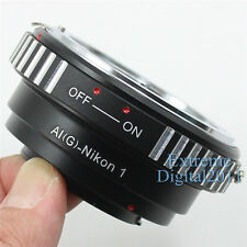 AIG-Nikon 1 For Nikon AF-S AIG F Lens to Nikon J1 J2 J3 J5 V1 V2 Camera Adapter