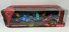 Disney Pixar Cars 2 London Rescue 12 Car With Captured Professor Z *DAMAGED BOX*