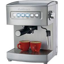 Cuisinart EM-200 Programmable 15-Bar Espresso Maker Coffee Maker Stainless Steel