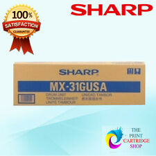 New & Original Sharp MX31GUSA Drum Unit MX-3100N MX-2600N MX-2301N 60K Pages