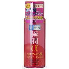 Rohto Hadalabo Gokujyun Alpha Anti-Aging Milk Collagen & Elastin