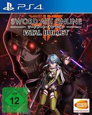 PS4 - Sword Art Online: Fatal Bullet - (NEU & OVP)
