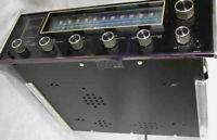 McIntosh Tuner MR 78 -gebraucht- gut erhalten, Glasfrontblende ist blasenfrei