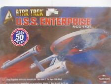 Polar Lights 4200  3 in 1  Star Trek U.S.S. Enterprise NCC-1701 WRAPPED KIT