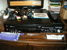 Panasonic DMR-EA38V DVD/VCR Combo Recorder Complete with HDMI Upscaling