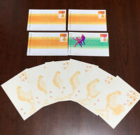 INVESTOR'S LOT OF 10 1988 OLYMPICS, YEAR OF ROOSTER CHINA POSTAL CARDS