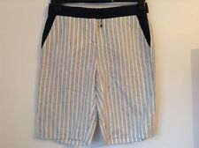 Neues AngebotBNWTT 100% Auth Tommy Hilfiger, Ladies Casual Chinos Shorts. RRP £120.00