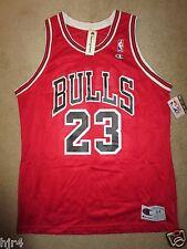 Michael Jordan #23 Chicago Bulls Champion NBA Jersey 44 LG NEW nwt AUTHENTIC