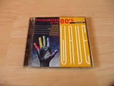 CD Favourites of the 80`s_ Dead or ALive Spandau Ballet After the Fire Adam Ant
