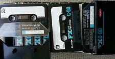 10 Fuji Film FX C-90 Pure-Ferrix cintas de audio 1974 año