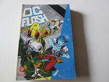 DC FLASH 7 .. COMICS . AREDIT 1986..TBE